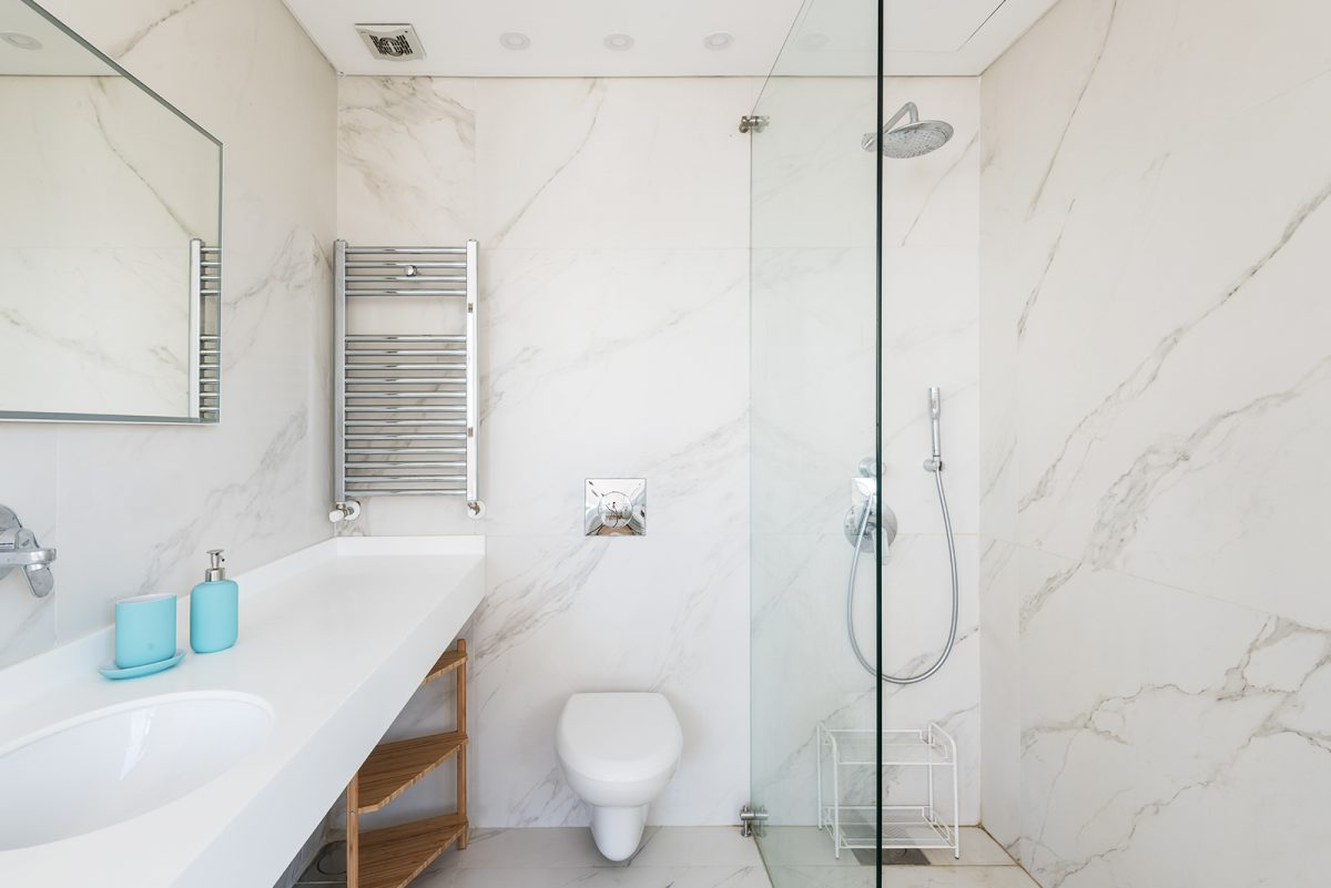 Bathroom Photo Apartment in Adma Lebanon