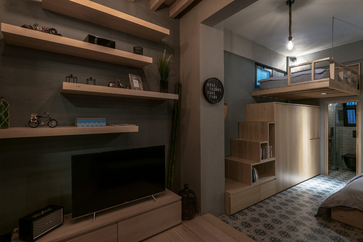 Loft in Ashrafieh Sitting Room Photo
