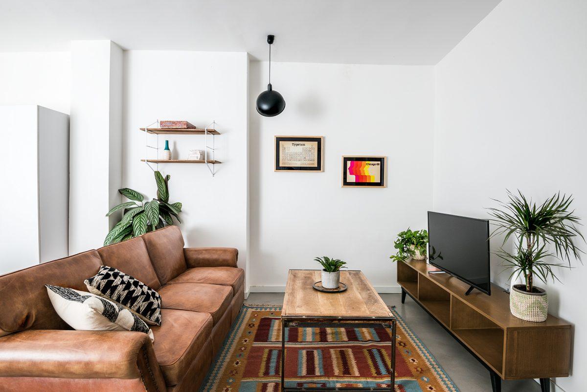 Studio for rent in Marmkhael Beirut photo by Nader Hamandi